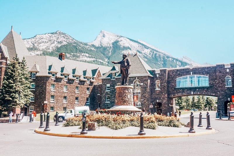 Banff Springs Hotel Complex