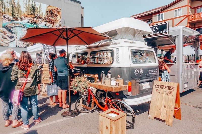 Banff Summer Market