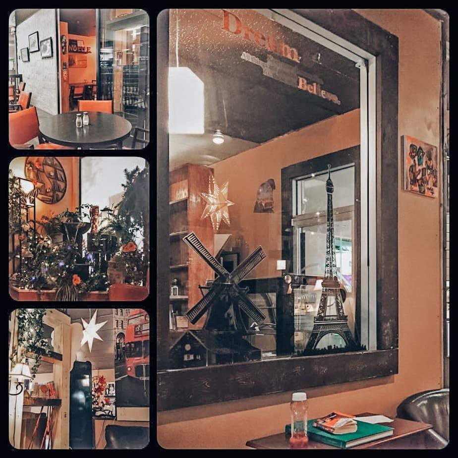 Cafe Noelle Grande Cache