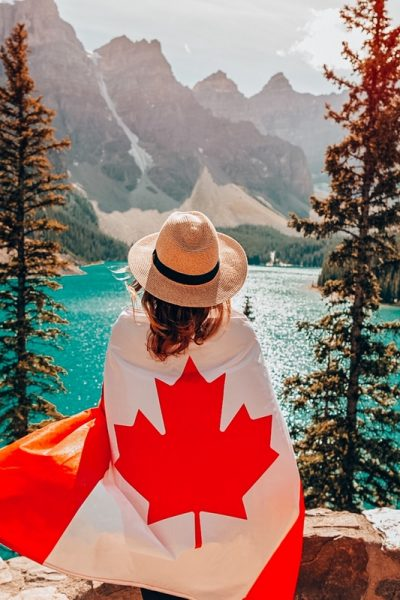 Canada Bucket List Challenge