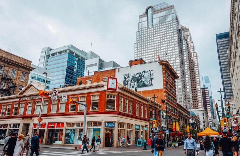 Downtown Calgary guide