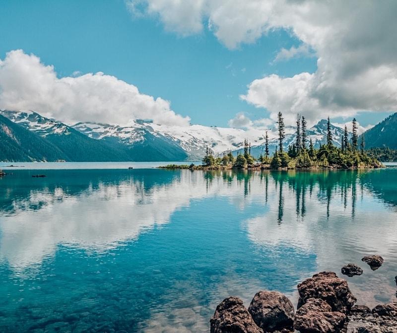 Lake Garibaldi Canada