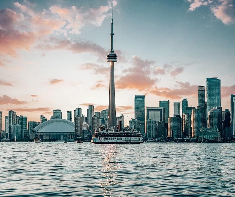 Lake Ontario - Scenic lakes in Canada
