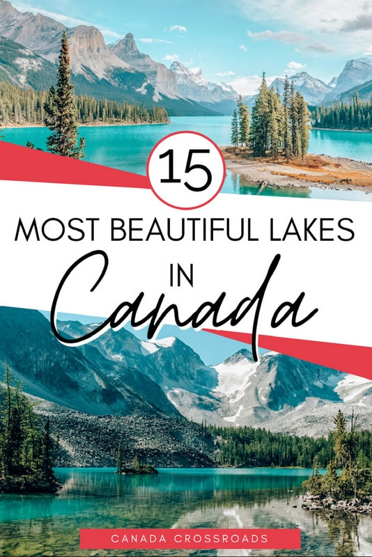 Pin for Most Beautiful lakes in canada
