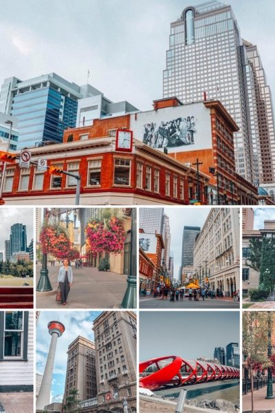 One day in Calgary Itinerary