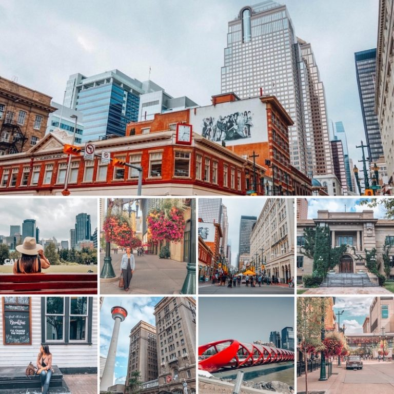 One Day in Calgary Itinerary and Guide