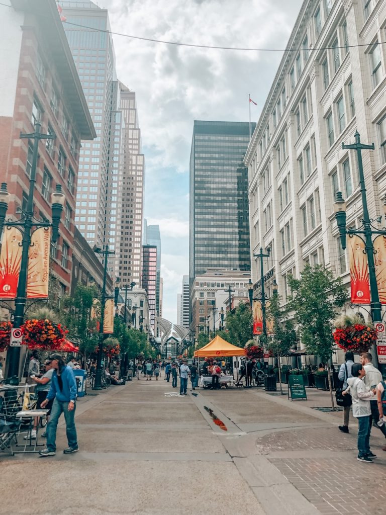 One day in Calgary Itinerary Tips