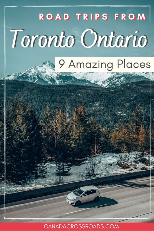 Pin for Road Trips from Toronto