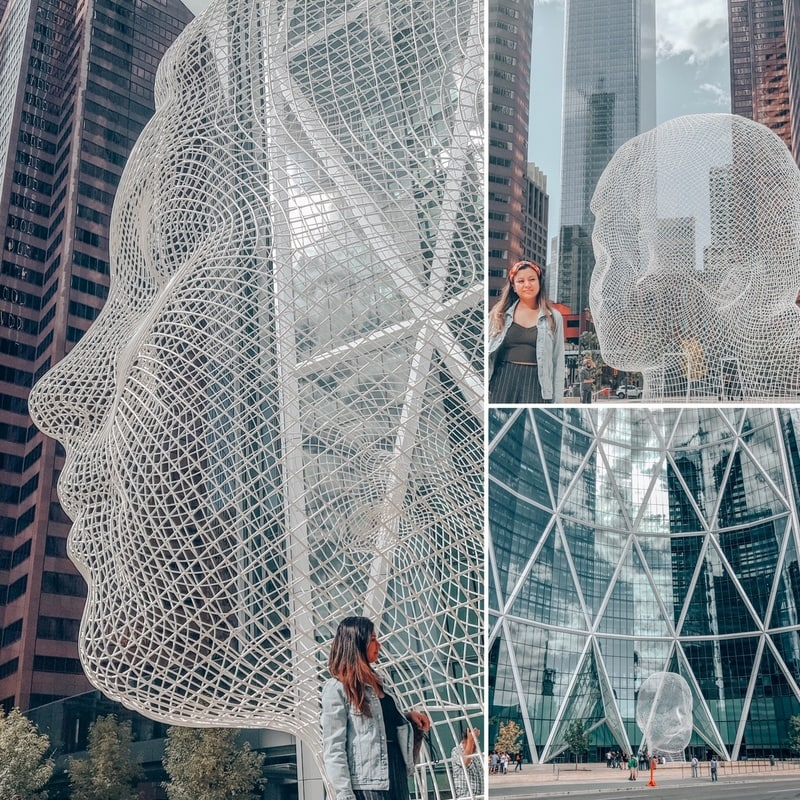 Wonderland Sculpture Calgary