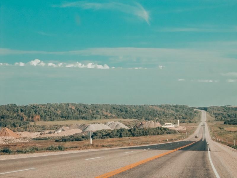 Canada Prairie Road trip