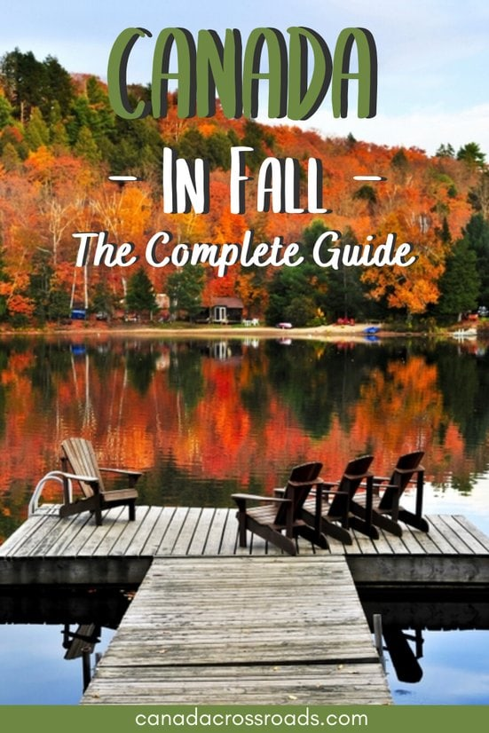 Pin for Canada fall guide