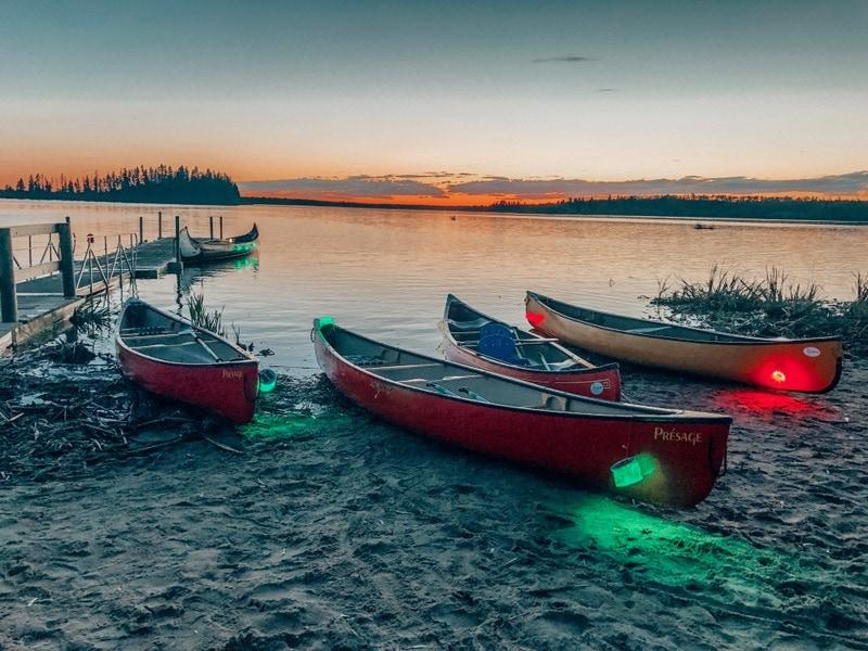 Elk Island National Park Sunset tours
