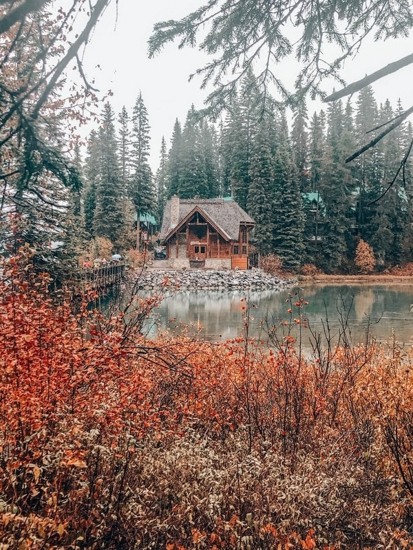 Emerald Lake Things to do in Yoho National Park
