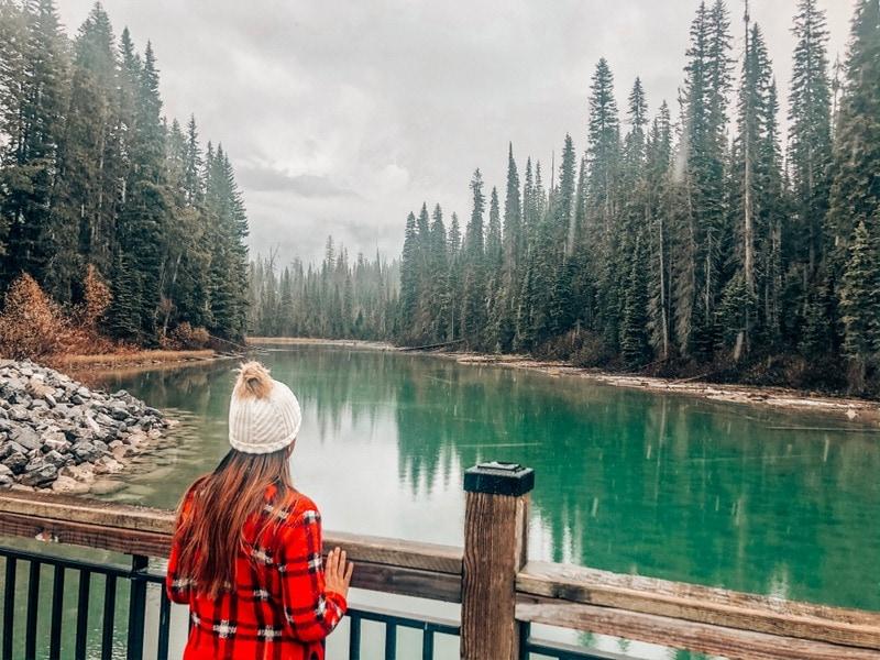 Lake Emerald Yoho NP