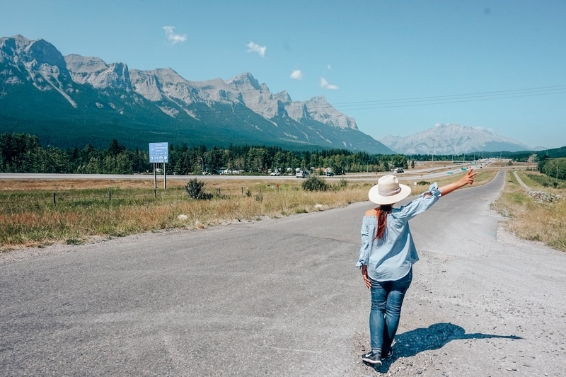 Planning a road trip in canada