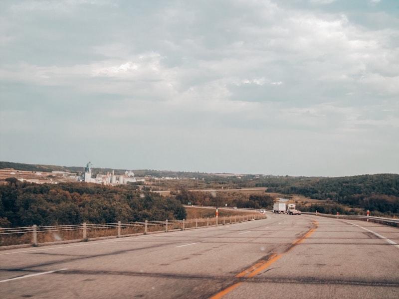 Prairies Road trip