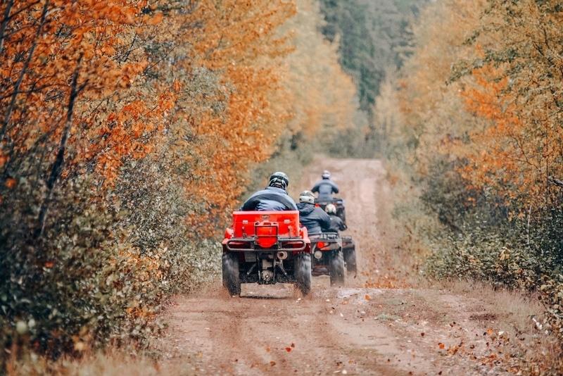 Northern Saskatchewan Fall