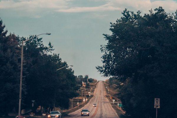 Road trip from Saskatoon to Winnipeg drive