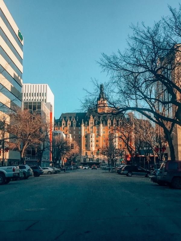 Saskatoon - Delta Bessborough Hotel