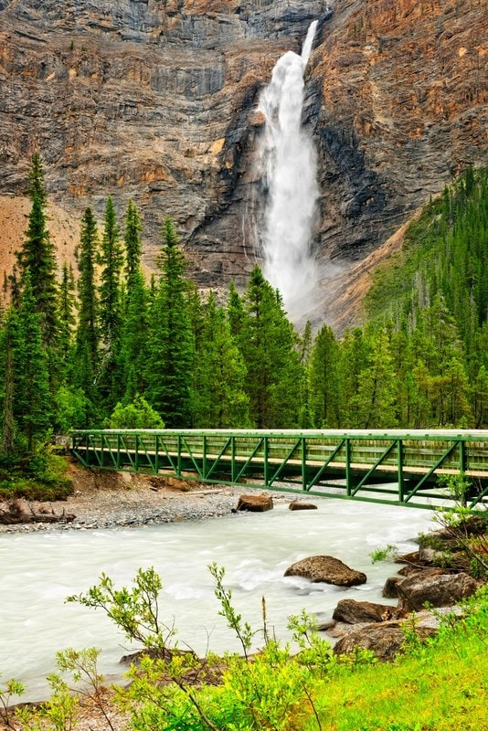Things to do in Yoho National Park day trip itinerary