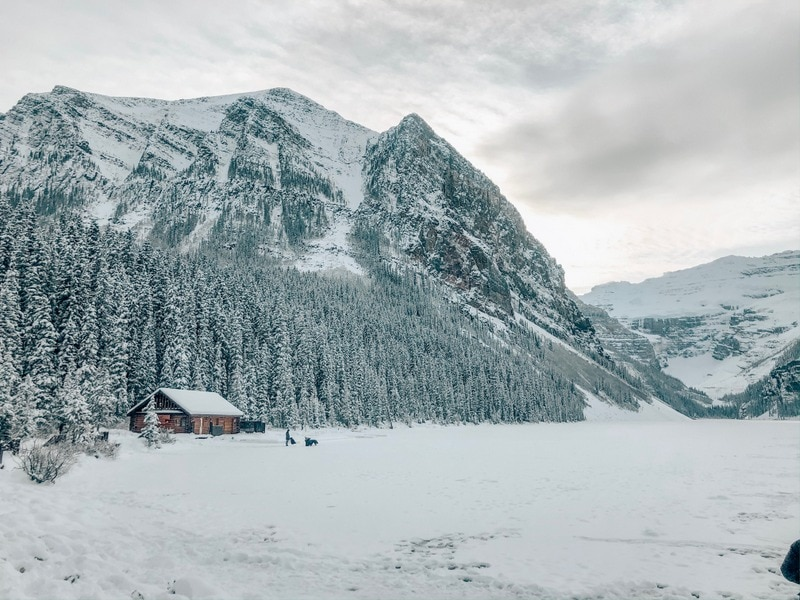 Things to do in lake louise in winter