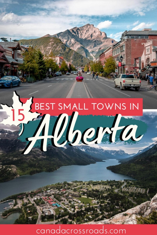 Pin for Small towns in Alberta