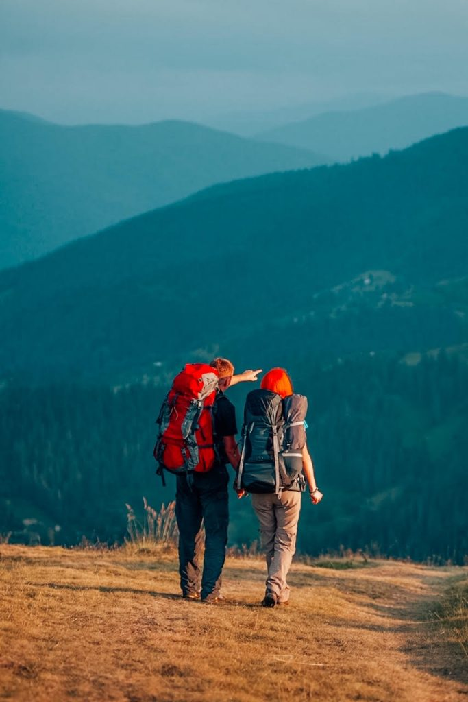 An in-depth guide to best hiking backpacks under 100 for your trail and outdoor adventures. Top pick for best hiking backpack under 100 is Teton Sports 4000