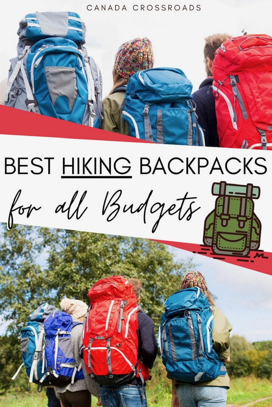 Pin for best hiking backpacks under 100