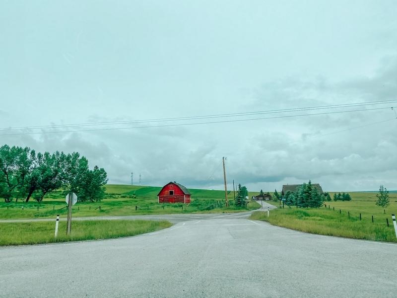 Bragg Creek Alberta towns