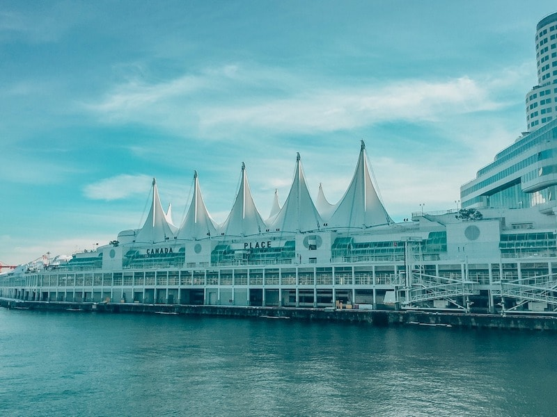 Canada Place Vancouver bucket list