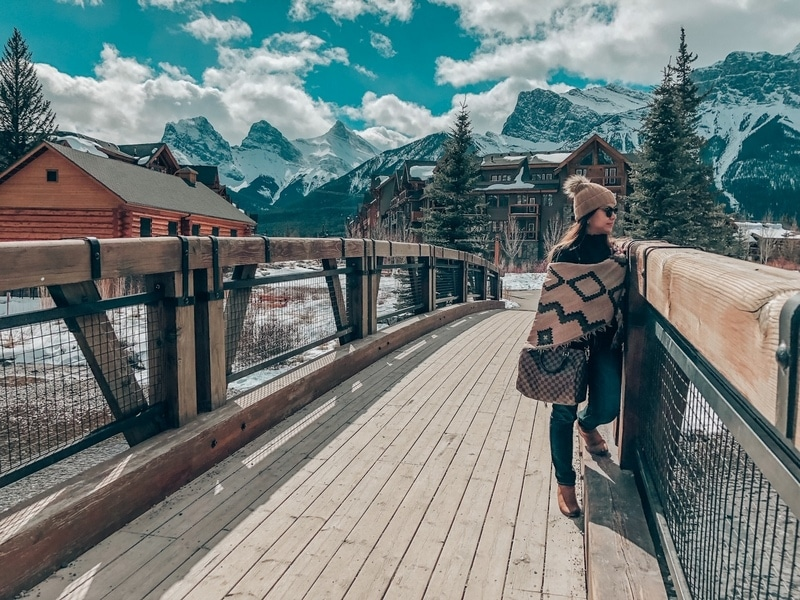 Canmore Best Small towns in Alberta Bucket list