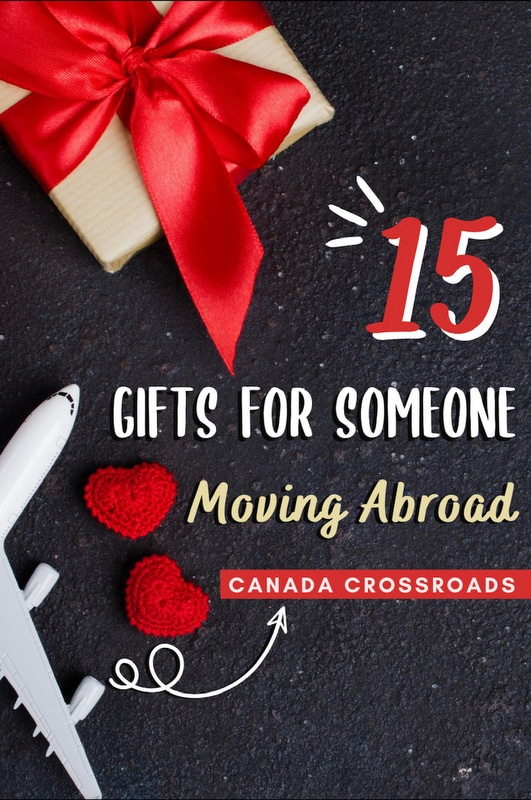 Pin for Expat Gifts for someone moving away