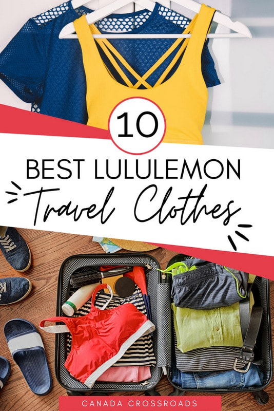Pin for Lululemon Outfits for travel