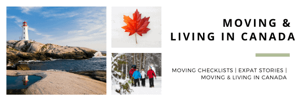 Moving and Living in Canada
