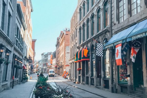 Lanes of Montreal Bucket list items to add