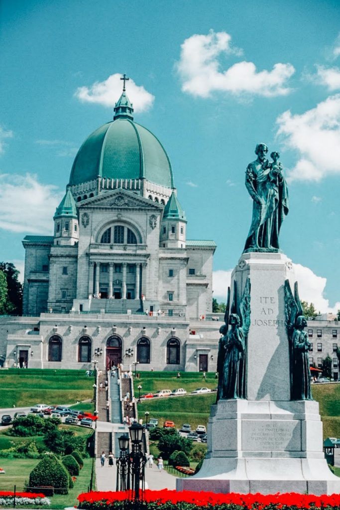 Saint Joseph Oratory Montreal