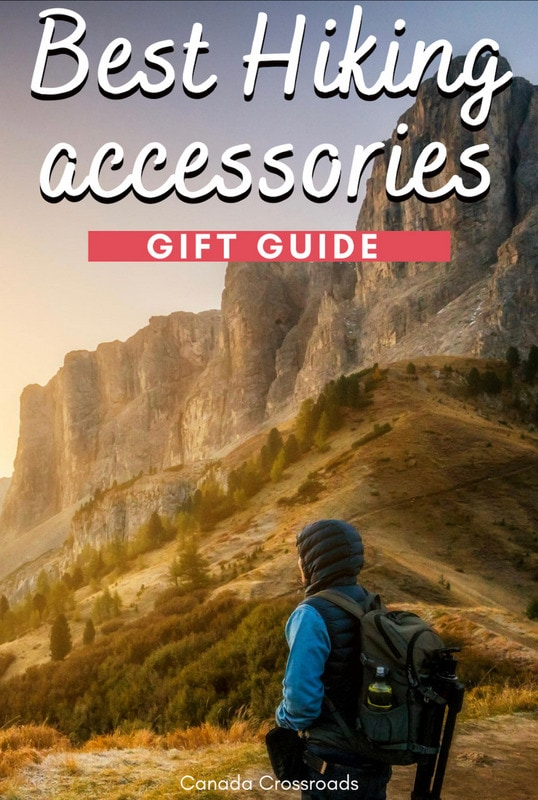 Pin for best hiking gifts