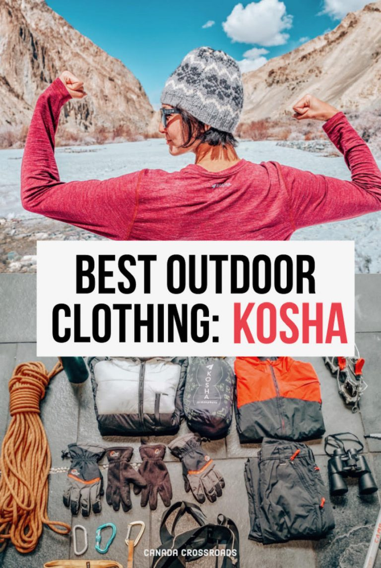Best Merino Wool Clothing: Kosha