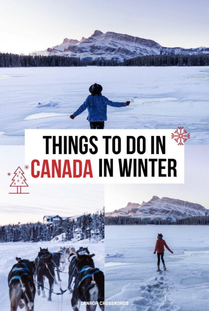 Pin for Canada Winter Travel Destinations