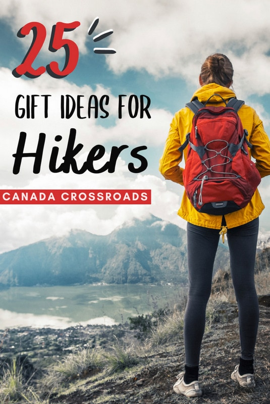 Pin for gifts for hikers