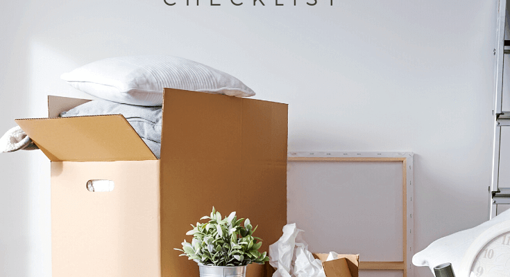Get the expert guide to moving abroad checklist packing tips that goes beyond materials, gives you a mindset & money plan to move overseas!