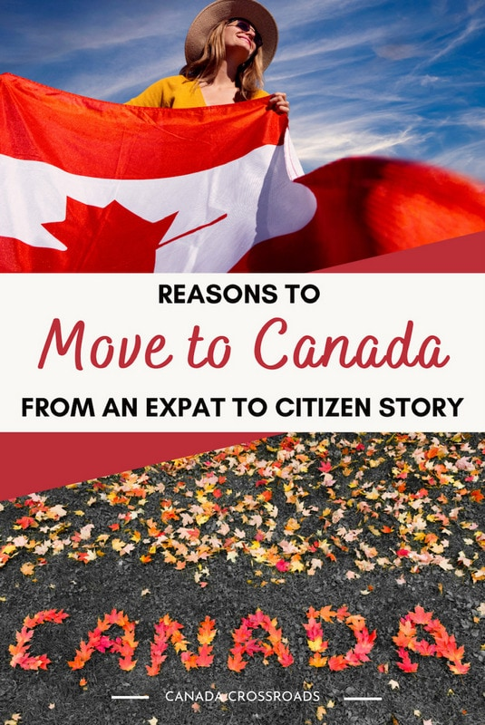 Pin for Benefits of living in Canada | Reasons to move to Canada