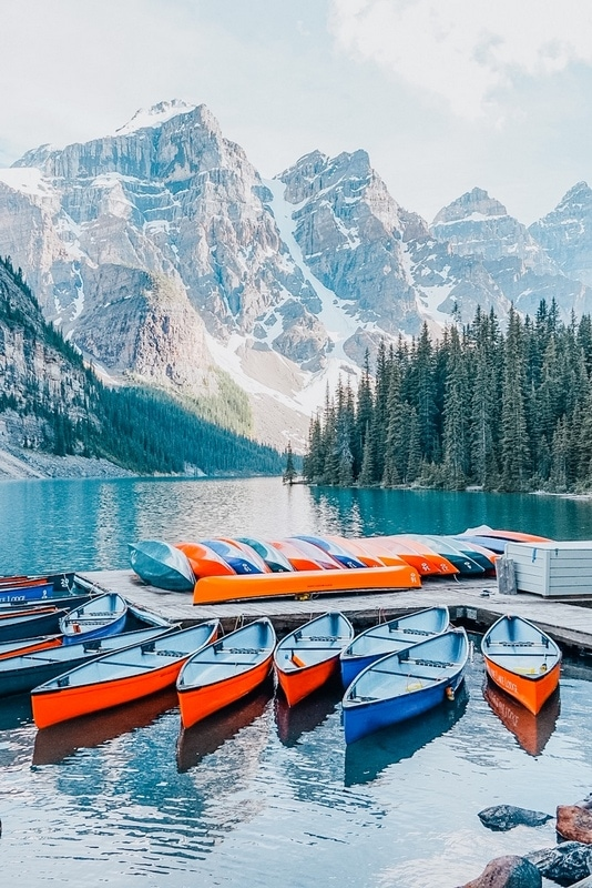 10 day Canadian Rockies Itinerary