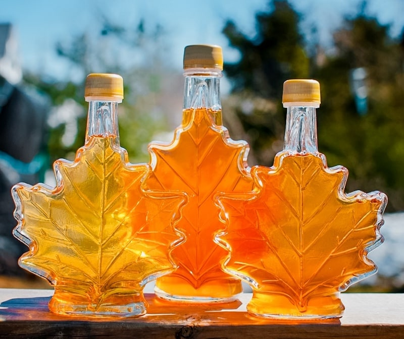 Canada gifts and souvenirs Maple Syrup