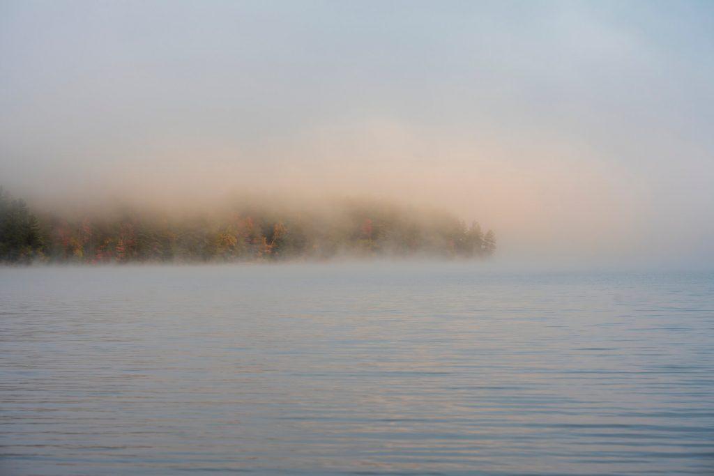 Marizaw lake Bon echo loop Ontario winter getaways