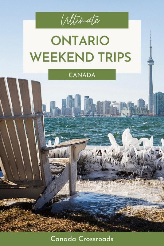 Ontario winter getaway ideas