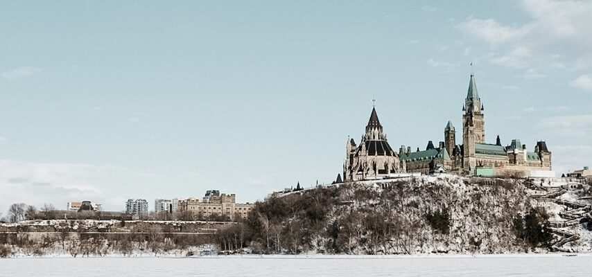 Ottawa Ontario winter getaways
