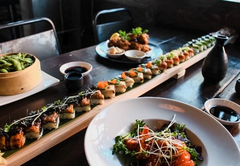 Fancy restaurants in Edmonton