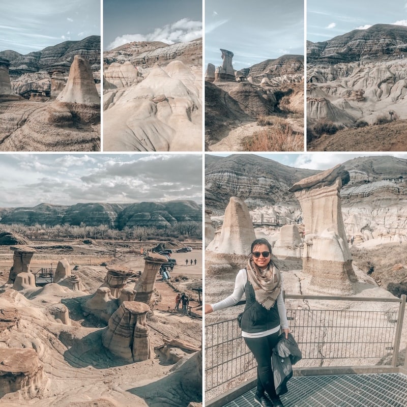 Drumheller Day trip from Calgary