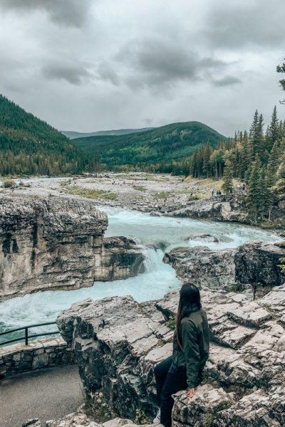 Bragg Creek Elbow Falls Calgary Alberta